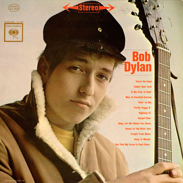 Bob Dylan (1962)